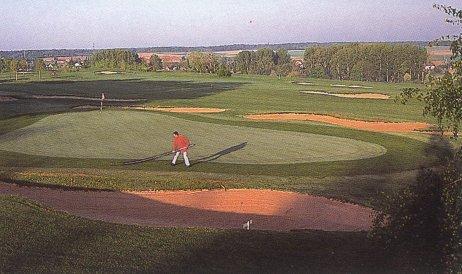 golf de la forteresse photos du golf. Black Bedroom Furniture Sets. Home Design Ideas